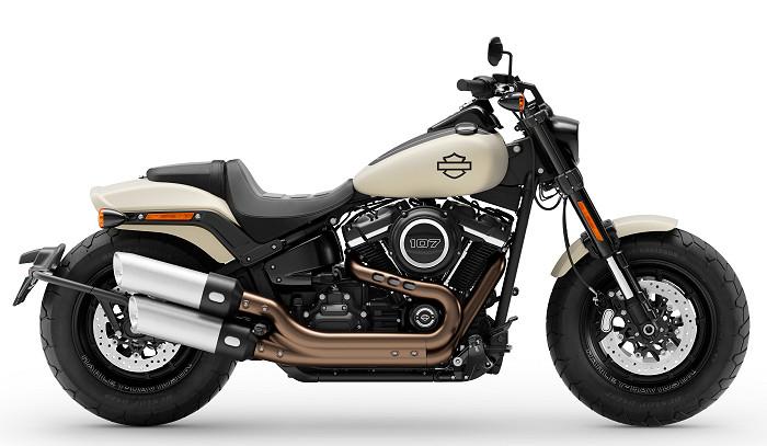 Harley-Davidson 1745 SOFTAIL FAT BOB FXFB