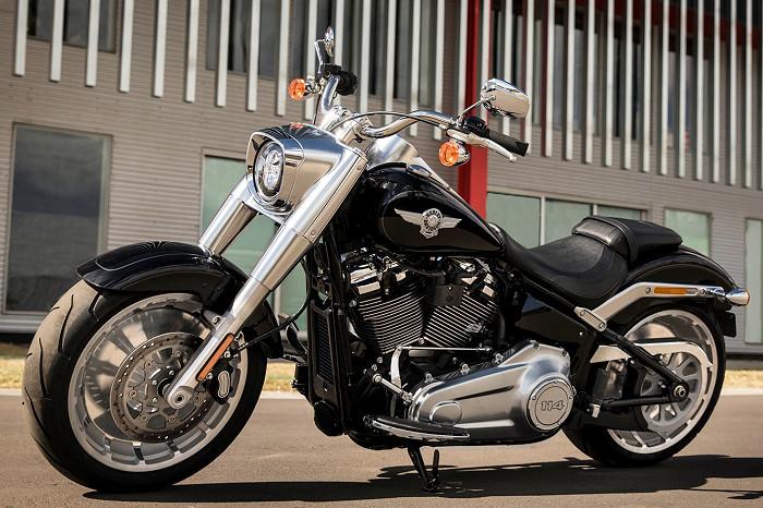 Harley-Davidson 1870 SOFTAIL FAT BOY FLFBS 2019