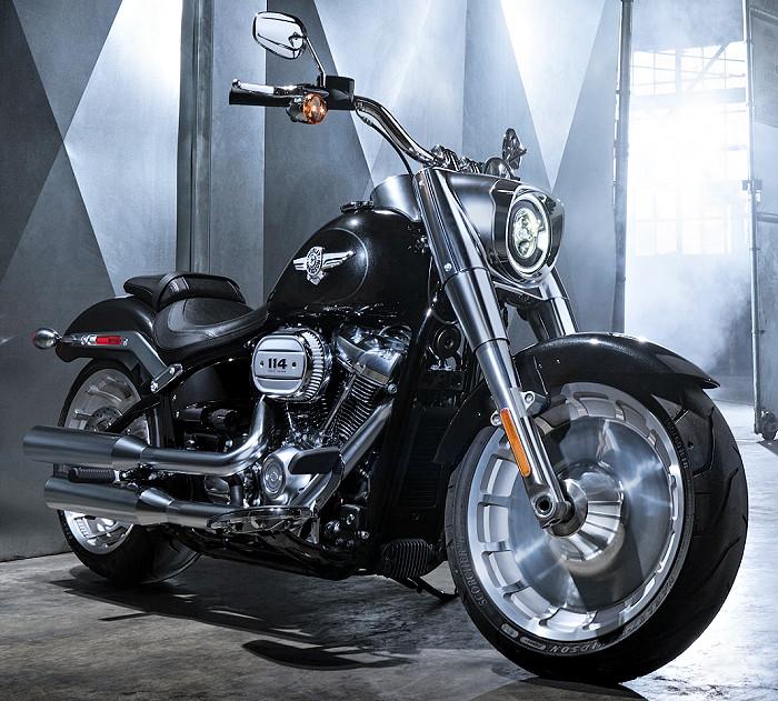 harley davidson 1870 softail fat boy flfbs 2018 fiche moto motoplanete. Black Bedroom Furniture Sets. Home Design Ideas