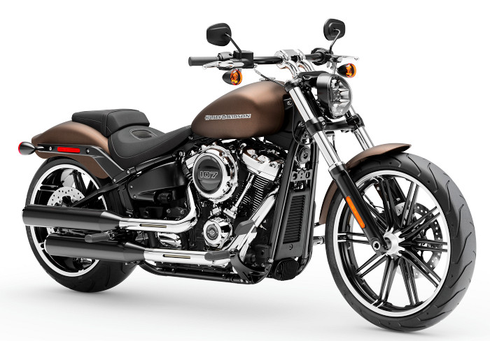 Harley-Davidson 1745 SOFTAIL BREAKOUT FXBR