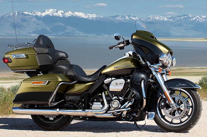 Harley-Davidson 1745 ULTRA LIMITED LOW FLHTKL