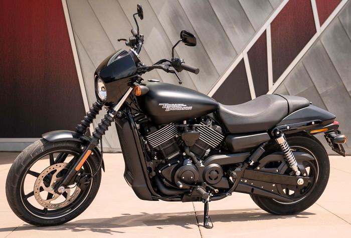 Harley-Davidson XG 750 STREET