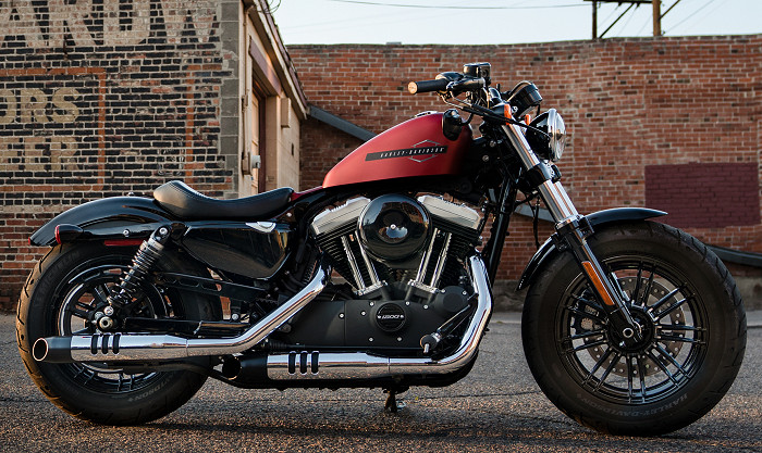 Harley-Davidson XL 1200 X SPORTSTER Forty Eight 2019 ...