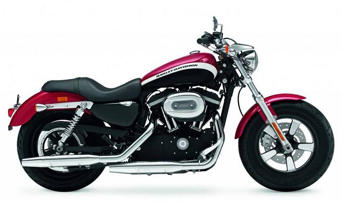 Harley David... Ducati Indianapolis Indiana
