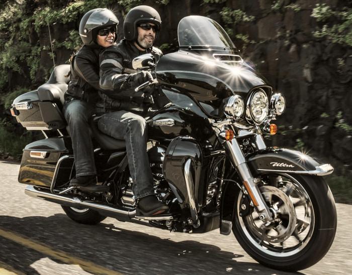 Equipement Electra Glide Ultra Classic  Harley Davidson