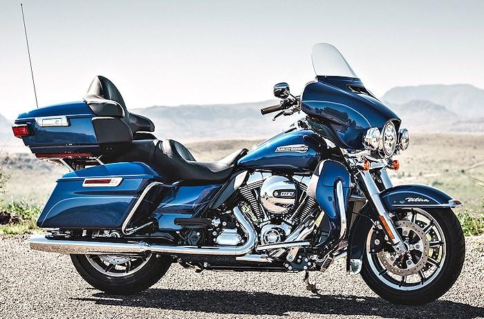 Harley Davidson 1690 ELECTRA GLIDE ULTRA CLASSIC FLHTCU
