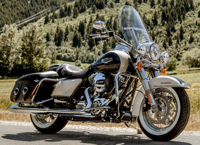 Harley Davidson Best Road Bike