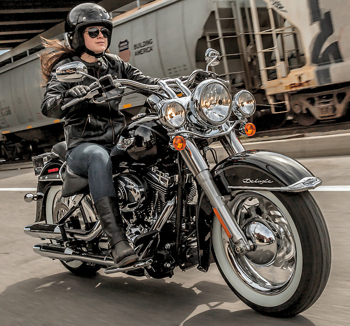 Harley-Davidson 1690 SOFTAIL DELUXE FLSTN