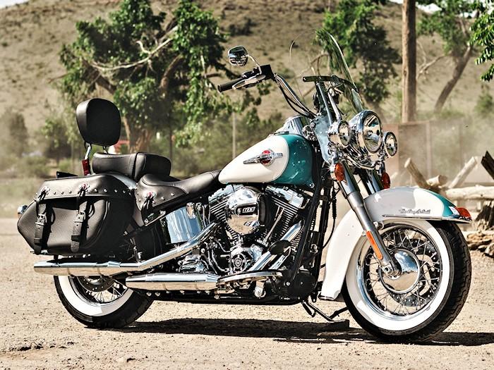 Harley-Davidson 1690 SOFTAIL HERITAGE CLASSIC FLSTC