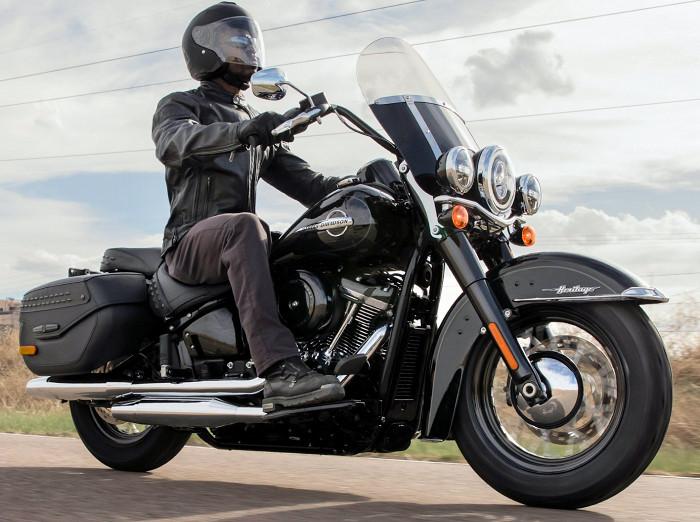 Harley-Davidson 1745 SOFTAIL HERITAGE CLASSIC FLHC