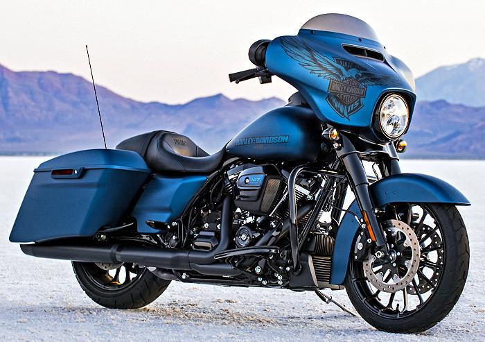 Harley-Davidson 1745 STREET GLIDE SPECIAL 115eme Anniversaire FLHXS