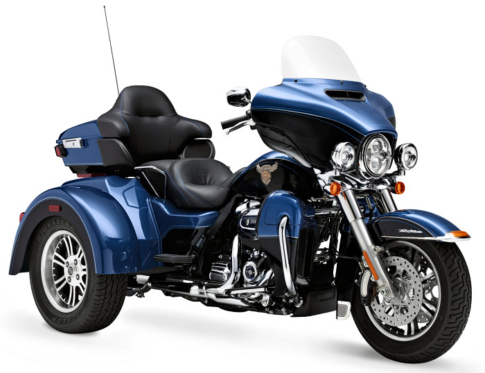 harley davidson 1745 tri glide ultra 115eme anniversaire flhtcutg 2018 fiche moto motoplanete. Black Bedroom Furniture Sets. Home Design Ideas