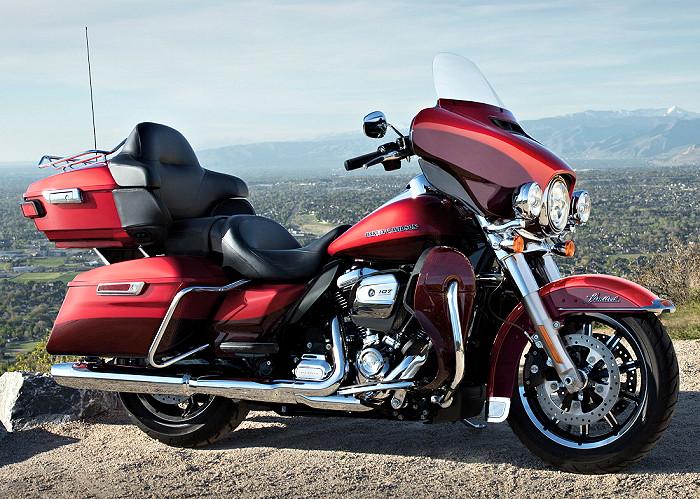 Harley-Davidson 1745 ULTRA LIMITED FLHTK