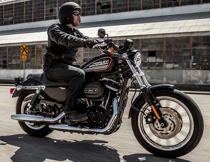 harley davidson xl 883 sportster roadster 2014 fiche moto motoplanete. Black Bedroom Furniture Sets. Home Design Ideas