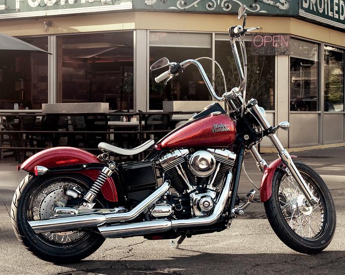 Clignotant Avant Harley Davidson Street Bob