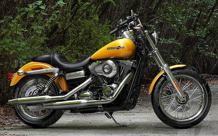Harley-Davidson 1584 DYNA SUPER GLIDE CUSTOM FXDC 2013