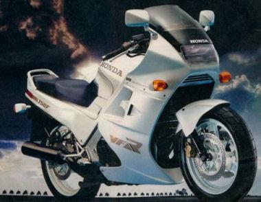 honda vfr 750 f rc 24 1986 fiche moto motoplanete. Black Bedroom Furniture Sets. Home Design Ideas