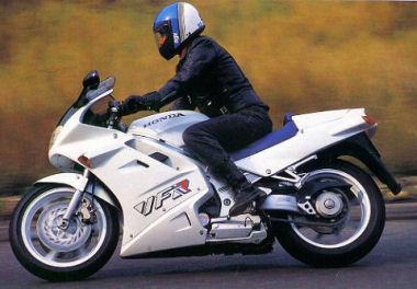 moto honda vfr 750