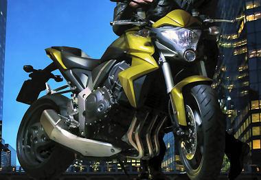 Honda CB 1000 R 2008