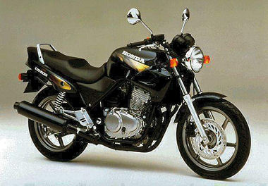 honda cb 500 1993 fiche moto motoplanete. Black Bedroom Furniture Sets. Home Design Ideas