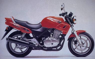 CB 500 1996