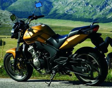 CBF 600 N 2012