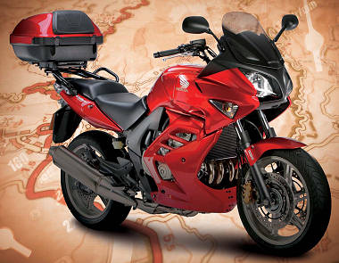 Honda CBF 600 S TRAVEL EDITION
