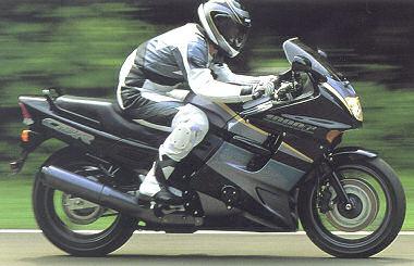moto honda f 1000