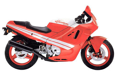 CBR 600 F 1988