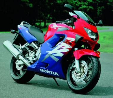 moto honda 600 cbr