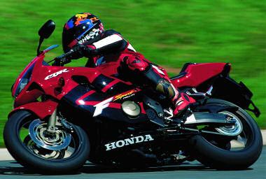 Honda CBR 600 FS