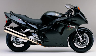 honda cbr 1100 xx super blackbird 1998 fiche moto motoplanete. Black Bedroom Furniture Sets. Home Design Ideas