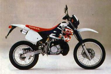 Honda 125 CRM