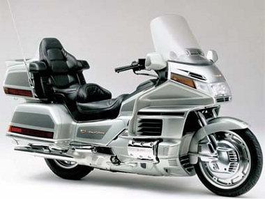 honda gl 1500 goldwing 1988 fiche moto motoplanete. Black Bedroom Furniture Sets. Home Design Ideas