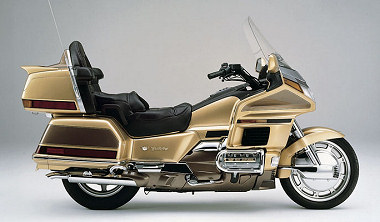 honda gl 1500 goldwing 1991 fiche moto motoplanete. Black Bedroom Furniture Sets. Home Design Ideas