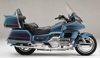 honda gl 1500 goldwing 1993 fiche moto motoplanete. Black Bedroom Furniture Sets. Home Design Ideas