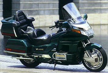 honda gl 1500 goldwing 1995 fiche moto motoplanete. Black Bedroom Furniture Sets. Home Design Ideas
