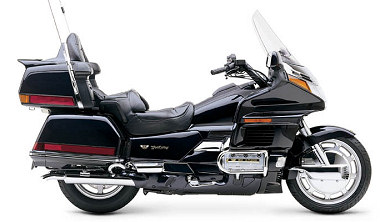 honda gl 1500 goldwing 1997 fiche moto motoplanete. Black Bedroom Furniture Sets. Home Design Ideas