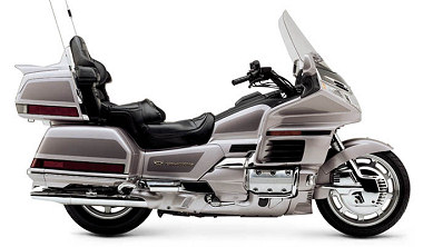 honda gl 1500 goldwing 1998 fiche moto motoplanete. Black Bedroom Furniture Sets. Home Design Ideas
