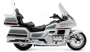 honda gl 1500 goldwing 1999 fiche moto motoplanete. Black Bedroom Furniture Sets. Home Design Ideas