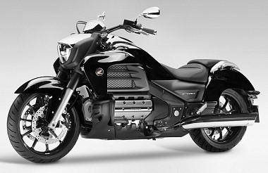 Honda 1800 GOLDWING F6C Valkyrie 2015