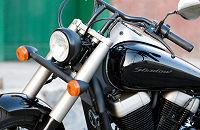 Honda VT 750 Shadow C2B Black Spirit