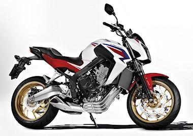 Honda CB 650 F