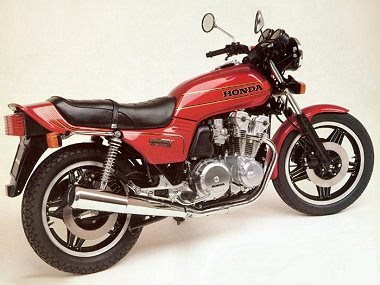 CB 900 F Bol d'Or 1980