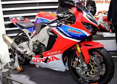 Honda CBR 1000 RR Fireblade SP édition Suzuka