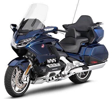 Honda GL 1800 GOLDWING  ? 2018