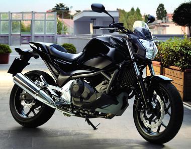Honda NC 700 S