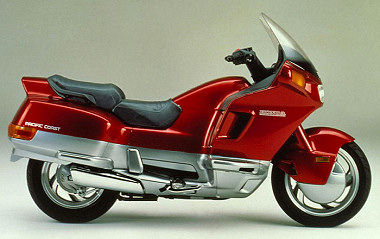 Honda PC 800 Pacific Coast