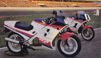 Honda VFR 800 F Interceptor