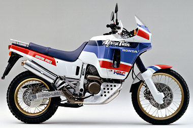XRV 650 Africa Twin 1989
